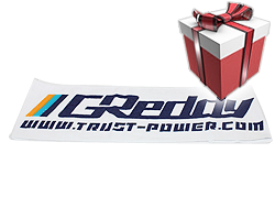 Полотенце Muffler Towel GReddy