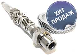Вал АКПП GR6 с 1 передачей первичный усиленный NISSAN GTR R35 VR38 1st Gear Set – Nut Retention Style(Circlips removed) Albins Performance Transmissions