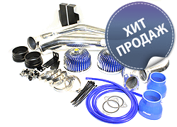 Система холодного впуска Suction Kit SPL 80mm NISSAN GTR R35 VR38 GReddy