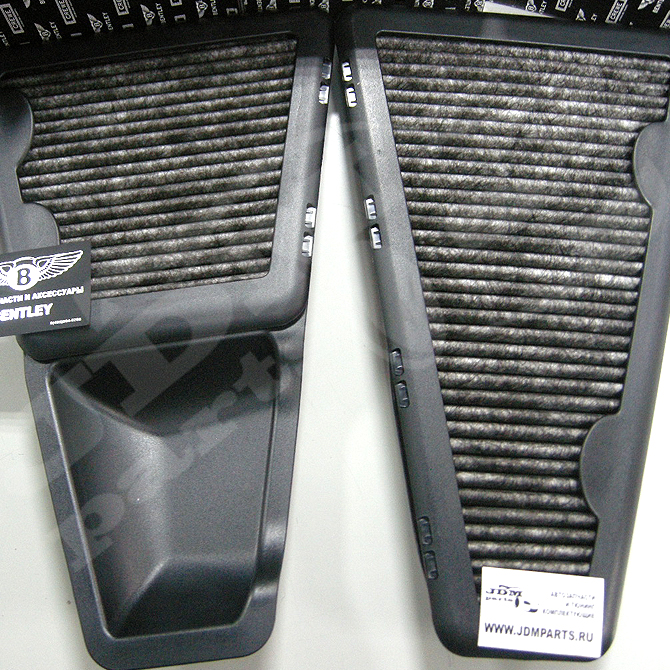 [2007 Bentley Continental Gt Cabin Filter Replacement