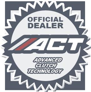 Мы являемся официальным дилером ACT