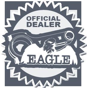 Мы являемся официальным дилером Eagle