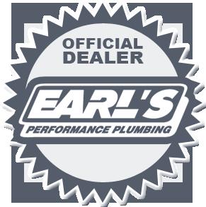 Мы являемся официальным дилером Earl's