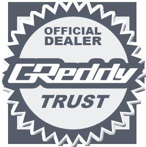 Мы являемся официальным дилером Greddy