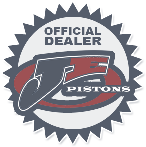 Мы являемся официальным дилером JE Pistons