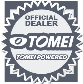 Мы являемся официальным дилером Tomei