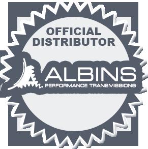 Мы являемся официальным дистрибьютором Albins Performance Transmissions